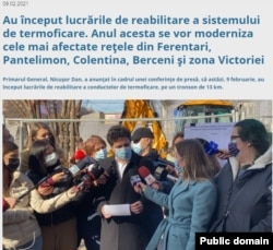 Top News la Primăria Municipiului București