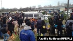 Astara, Pensər bazarı, 14 mart 2021