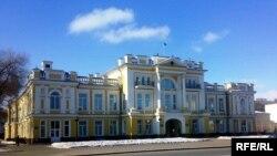 Батыс Қазақстан облыстық әкімшілігі. Орал, 20 ақпан 2009 ж.