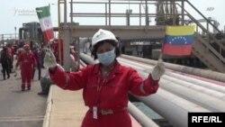 Tanker Venesuelaya çatır