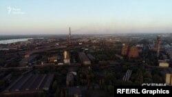 Кам'янське – в п'ятірці українських міст з найбільш забрудненим повітрям