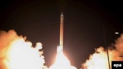 ماهواره جاسوسی اسراییل با یک موشک هندی به فضا پرتاب شد.
