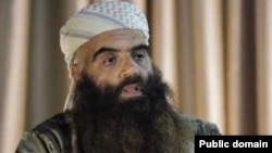 """""""Нусра майданы"""" экстремистік тобының ресми өкілі ретінде танымал Әбу Фирас әл-Сури."""