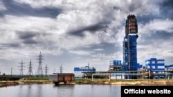 Завод «Стирол» у Горлівці, офіційне фото