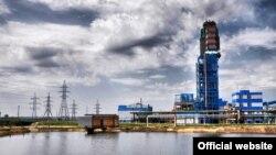 Завод «Стирол» у Горлівці