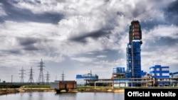 Завод концерну «Стирол» у Горлівці, офіційне фото