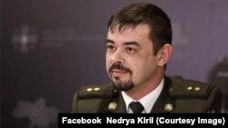 Кирило Недря, оборонець Донецького аеропорту, кандидат історичних наук