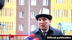 Таалайбек Сарыбашев.