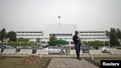 Pamje nga Islamabadi