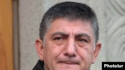 Amenia -- Opposition MP and businessman Khachatur Sukiasian, undated