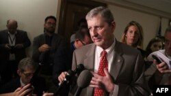 Senator John Kennedy (file photo)