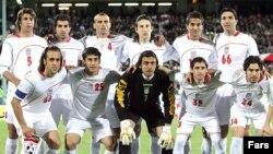 تیم ملی فوتبال ایران، سال گذشته و در استادیوم آزادی