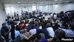 Ռոբերտ Քոչարյանի և մյուսների գործով այսօրվա դատական նիստը