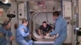 Экипаж Crew Dragon на МКС. Как проходил полет и стыковка