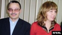 адвокат Светлана Сидоркина һәм Рафис Кашапов
