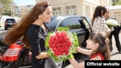 Меҳрубон Алиева