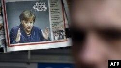 """Понтики - """" Тетка Меркел знае"""""""