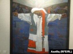 Тәлгать Мәсәлимов картинасы