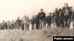 Таманский поход 1987 год