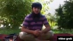 Парвиз Саидрахмонов, выходец из Таджикистана, воюющий в рядах «ИГ» под именем Абу Довуд.