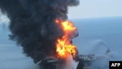 Нефтяная платформа Deepwater Horizon считалась одной из самых совершенных.