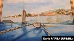 Екатерина Гуськова «Яхта. Борт»