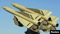 موشک های میان برد شاهین