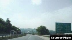 Autoput Kakanj-Binježevo, Foto: forum.gradjevinarstvo.eu