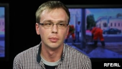 Russian journalist Ivan Golunov is known for his investigations into official corruption. (file photo)