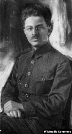 Эфраим Склянский