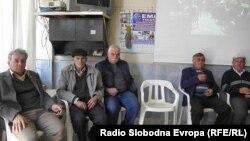 Mакедонски иселеници што живеат во Турција.