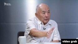 Мамат Айбалаев.