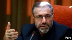حسین ذوالفقاری، رئیس ستاد امنیت انتخابات کشور