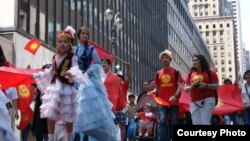 Нью-Йорктогу түрк тилдүү элдердин парады, 2012-жыл