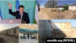 Uzbekistan - Presidential house