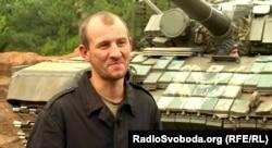 Механік-водій Артем Христославенко