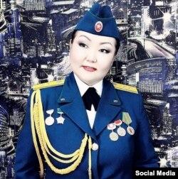 Элмира Кайып кызы.