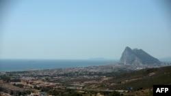 Супертанкер Grace-1 в Гибралтаре