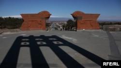Мемориальный комплекс в Сардарапате (архивная фотография)