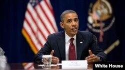 باراک اوباما، رییسجمهوری آمریکا