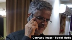 Tehran MP, Mahmoud Sadeghi.