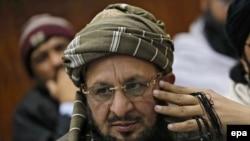 د طالبانو مذاکراتي کمېټې استازی مولانا یوسف شاه