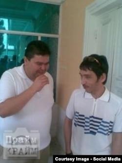 С юмористом Шукрулло Исроиловым