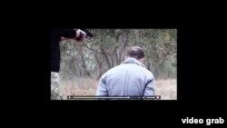 Кадр із відео, оприлюдненого «Ісламською державою»