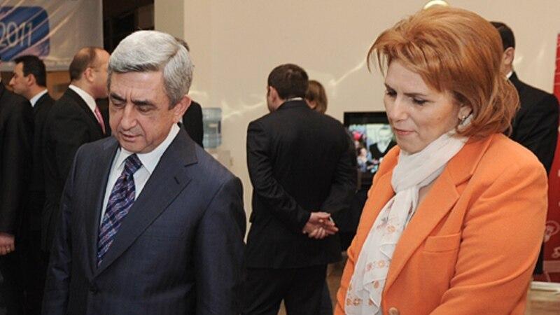 Հասմիկ Պողոսյանը նշանակվել է Հայաստանի նախագահի խորհրդական