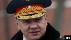 Ռուսաստանի պաշտպանության նախարար Սերգեյ Շոյգու, արխիվ