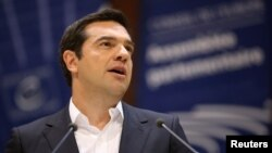 Архива: грчкиот премиер Алексис Ципрас.
