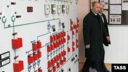 Президент Росії Володимир Путін і гендиректор «Росатому» Сергій Кирієнко