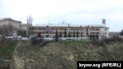 Здание Севморзавода
