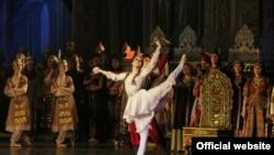 """Алтын Урда"" балеты"